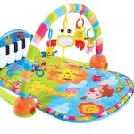 Playgym Piano Carpet เพลยิม มีเปียโน และโมบาย (0m+)