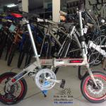 TRINX : WARWOLF1.1 จักรยานพับ อลูฯ 14 นิ้ว 7 สปีด