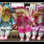 ตุ๊กตาเจ้าหญิง doll princess ส่งฟรี