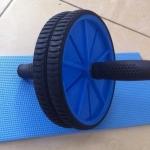 อุปกรณ์บริหารร่างกาย บริหารกล้ามเนื้อ AB Wheel