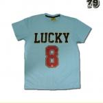 เสื้อยืดชาย Lovebite Size L - Lucky 8
