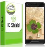 ฟิล์ม Google Pixel 2 [2-Pack], IQ Shield LiQuidSkin Google Pixel 2 (Case-Friendly) Screen Protector