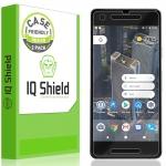 ฟิล์ม Google Pixel 2 [2-Pack], IQ Shield LiQuidSkin Full Coverage Screen Protector
