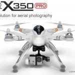 Walkera QR X350 Pro/FPV/GPs
