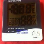 เครื่องวัดความชื้น+อุณหภูมิ TPH02