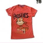 เสื้อยืดหญิง Lovebite Size M - Frosties