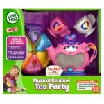 กาน้ำชา musical rainbow tea party leapfrog มีเสียงดนตรี ของแท้งานห้่างส่งฟรี