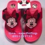 รองเท้า fitflop เด็ก มิกกี้เมาส์ ไซส์ 30-35