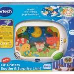 ดรีมไลท์ VTech Baby Lil' Critters Soothe and Surprise Light ส่งฟรี