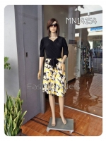 2Tones Cross Dress L (Yellow) (mini)