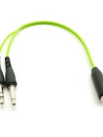 ขาย x-tips สายแปลงหูฟังให้หูฟังมีไมค์ของมือถือ ใช้กับ PC Notebook ได้