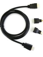 ขาย X-Tips HDMI 3in1 HDTV สายHDMI แบบ 3in1 รองรับ HDMI , Mini HDMI และ Micro HDMI
