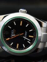 นาฬิกา Rolex Milgauss Black Green รุ่นใหม่ล่าสุด ดังมากๆ พระเอก 007 ใส่ภาคล่าสุด