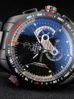 นาฬิกา Tag Heuer Grand Carrera Calibre 36 PVD สีลมดำไม่ลอก รุ่นยอดนิยม สวยขั้นเทพ ส่งฟรี พร้อมกล่อง