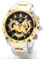 นาฬิกา Casio Edifice EF 550D Black Gold Chronograph รุ่นนี้สวยหายาก