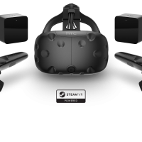 HTC Vive and Accessory