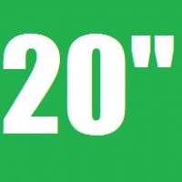"20"" 406"