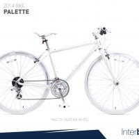 จักรยานไฮบริดซิตี้ไบค์ HYBRIDBIKE