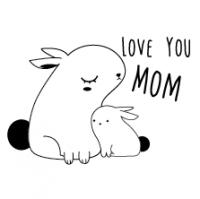 Cartoon Stamp - รูปการ์ตูนน่ารัก