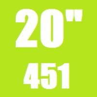 "20"" 451"
