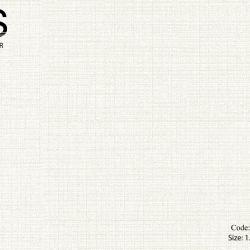 วอลเปเปอร์พื้นสีขาวแกมเงินเทกเจอร์ผ้าผิวหยาบ BES2-B121W