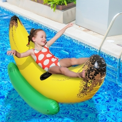 Banana Ride on Float (133x67xH74cm)