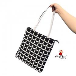 กระเป๋าแฟชั่น ทรง shopping Bag