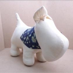 Westie Softy Toy - WHITE