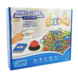 [ Board Game] Ring Game เกมเสริมทักษะ พัฒนา IQ