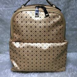 """กระเป๋าเป้ หนังแมท สวยมาก ขนาด10"""""""