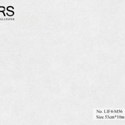 วอลเปเปอร์ยุโรปสีขาว No.LIF4-M56