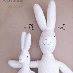 Rabbit Softy Toy -LL - S