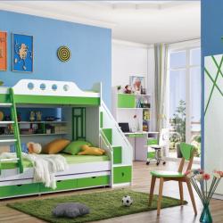 เตียง 2 ชั้น รุ่น Green and tree bunk bed