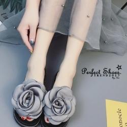 รองเท้าแตะสวม สไตล์เกาหลี