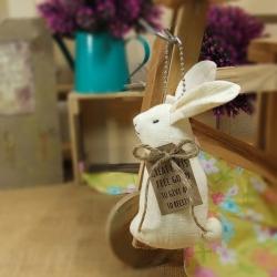 พวงกุญแจกระต่าย(ตั้ง)