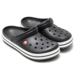 รองเท้า CROCS รองเท้าลำลองผู้ใหญ่ Crocband สีดำ