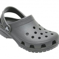 รองเท้า CROCS รุ่น Classic สีเทาเข้ม