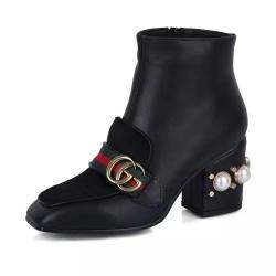 รองเท้าบูท gucci นำเข้า คุณภาพเกรดA