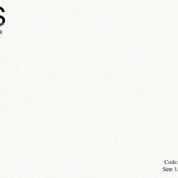 วอลเปเปอร์พื้นสีขาวเทกเจอร์ผิวปูนผนังบ้านผิวมัน BES2-B124W