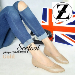 รองเท้าแฟชั่น คัชชูแบรนด์ดัง ZARA