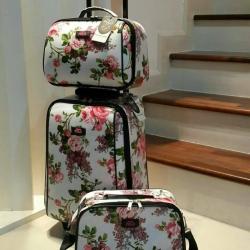 กระเป๋าเดินทางชุด set 3 ใบ