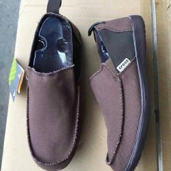 รองเท้า crocs คัทชูชาย รุ่น Men's Crocs Santa Cruz 2 Luxe