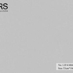 วอลเปเปอร์ยุโรปสีเทา มีกลิดเตอร์ No.LIF4-M66