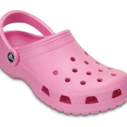 รองเท้า CROCS รุ่น Classic สีชมพูอ่อน