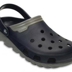 รองเท้า CROCS รุ่น Duet Max สีกรม