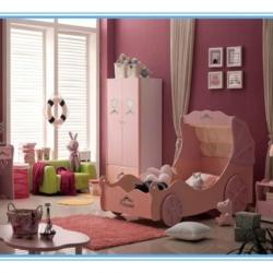 เตียงเจ้าหญิงซินเดอร์เรลล่า (cinderella bed)