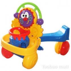 Sale! รถผลักเดิน + รถขาไถ Walker Buggy มีเสียง มีไฟ (9M+)