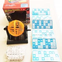 เกมส์บิงโกมือหมุน 90 ลูกกล่อง 30 ซม. (1x3)