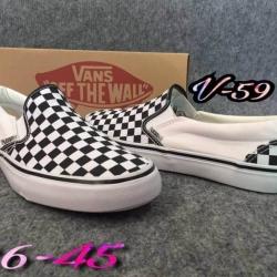 รองเท้าผ้าใบ Van