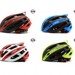 หมวกกันน็อคจักรยาน FAST รุ่น FR2